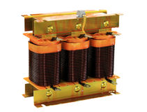Three-phase transformer Stock Photography