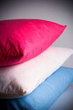 Three pillows Royalty Free Stock Image