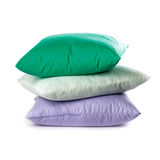 Three pillows Royalty Free Stock Photos