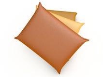 Three Pillows Royalty Free Stock Image