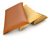 Three Pillows Royalty Free Stock Photos