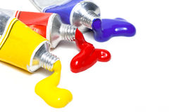 Three primary colors Stock Image