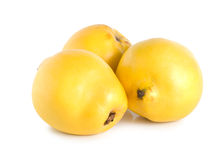 Three quinces Stock Image