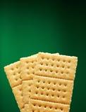 Three rectangle cookies Stock Photo