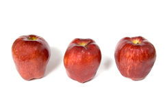 Free Three Red Apples Stock Images - 5620194