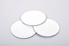 Three  rfid tags Stock Images