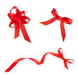 Three ribbons Royalty Free Stock Photo