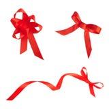 Three ribbons royalty free stock photo