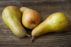 Free Three Ripe Juicy Pears Royalty Free Stock Images - 93748379