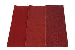 Free Three Sandpaper Royalty Free Stock Images - 24383039