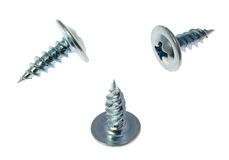 Free Three Screws Royalty Free Stock Image - 3171406