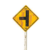 Three separate signs sign Royalty Free Stock Images