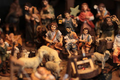 Three shepherds Royalty Free Stock Image