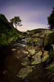 Three shires head waterfall Stock Photography
