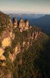 Three sister in Blue mountains national park, Sydney Stock Photo