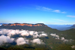 The Three Sisters, Australia Stock Images