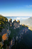 The Three Sisters, Australia Royalty Free Stock Image