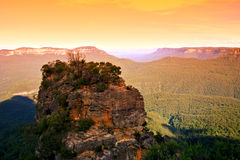 The Three Sisters, Australia Royalty Free Stock Photo