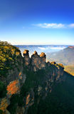 The Three Sisters, Australia Stock Photos
