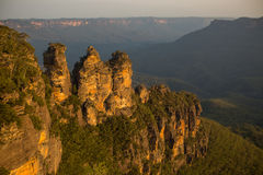 Three Sisters, Australia Stock Images