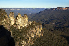 Three Sisters, Blue Mountains Royalty Free Stock Photography