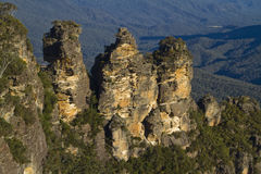 Three sisters Blue Mountains Royalty Free Stock Image