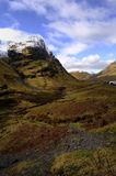 The Three sisters of Glen Coe Stock Images
