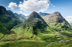Glencoe, Scotland Royalty Free Stock Photo