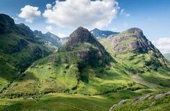 Glencoe, Scotland Royalty Free Stock Photo