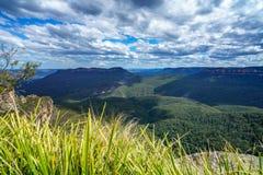 Three sisters in katoomba, blue mountains, australia 20 royalty free stock photos