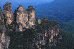 The Three Sisters Royalty Free Stock Image