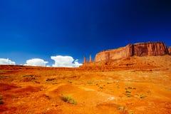 Three sisters, Monument Valley, Arizona, USA Royalty Free Stock Photography