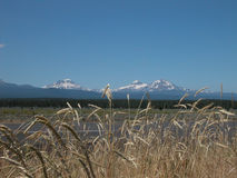 Three Sisters - Oregon Royalty Free Stock Images
