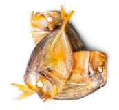 Three Smoked Moonfish Royalty Free Stock Image