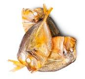 Three Smoked Moonfish Royalty Free Stock Image