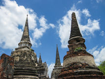 Three Spires  of The Old Kingdom Stock Image
