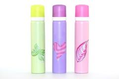 Three sprays Royalty Free Stock Image