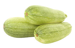 Three Squashes Stock Images