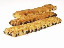 Three stick bread Stock Photography