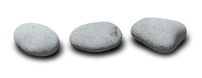 Three stones Royalty Free Stock Photo