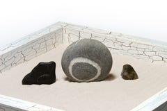 Three stones Stock Photography