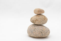 Three stones Royalty Free Stock Photography