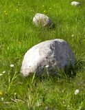 Three stones Royalty Free Stock Images