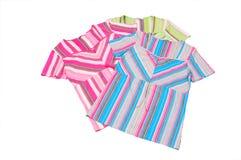 Three striped dress. Stock Photos
