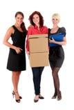 Three successful businesswomen Royalty Free Stock Photography