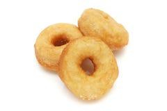 Three Sweet Donuts Royalty Free Stock Image