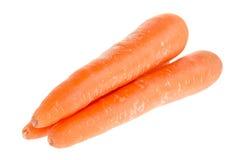 Three tail long carrot Stock Photo