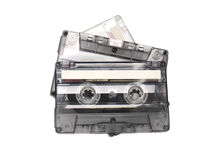 Three tapes Royalty Free Stock Images
