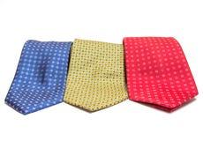 Three ties Royalty Free Stock Photography