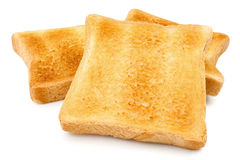 Three toasts Stock Image